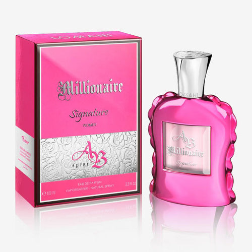 AB Spirit Millionaire Signature EDP 3.3 oz 100 ml Women