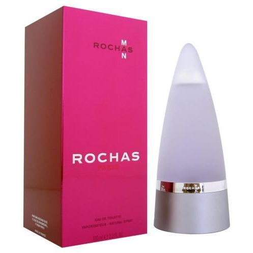 Rochas Man 3.4 oz Eau de Toilette Spray
