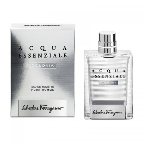 Salvatore Ferragamo Acqua Essenziale Colonia EDT 3.4 oz 100 ml Men