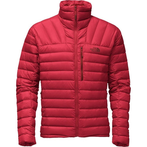 The North Face Men's Morph Jacket Urban Cardinal Red