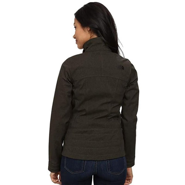 The North Face Women's Calentito 2 Jacket New Taupe Green Heather