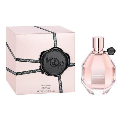 Viktor&Rolf Flowerbomb EDP 3.4 oz 100 ml Women