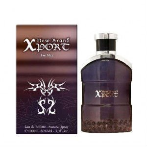 New Brand Xport for Men EDT 3.3 oz. 100 ml.