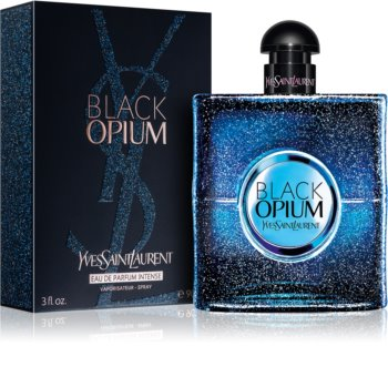 Yves Saint Laurent Black Opium EDP Intense 3.0 oz 90 ml TESTER In a White Box Women