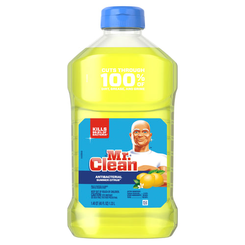 Mr. Clean Antibacterial Summer Citrus Multi-Surface Cleaner  45 fl oz