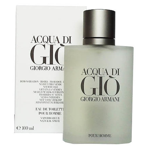 Acqua Di Gio by Giorgio Armani for Men (100ML) EDT Tester