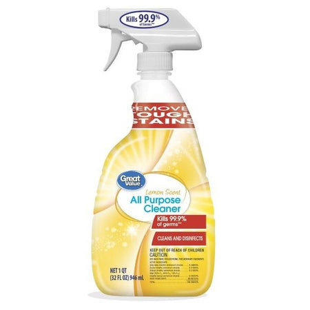 Lysol Clean and Fresh Multi-Surface Cleaner Lemon Sunflower Scent 48 oz.