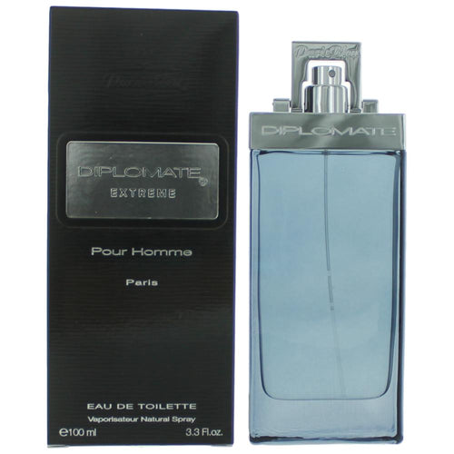 Diplomate Extreme 3.3 oz 100 ml EDT by Paris Bleu Parfums Mens
