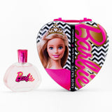 Barbie Metalic Heart Perfume For Girls DT 3.4 oz 100 ml
