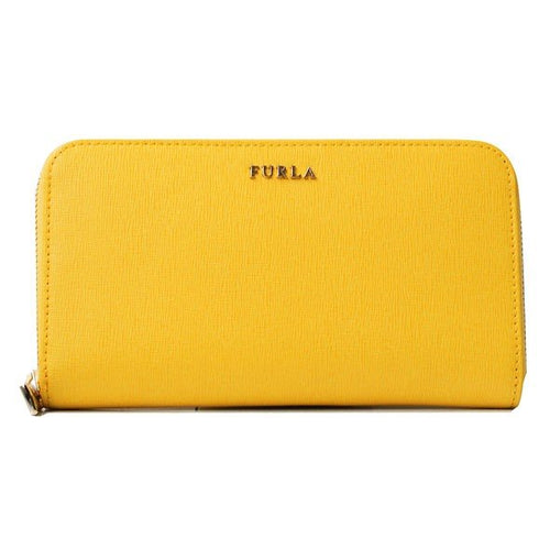 Furla PN08 Babylon Zip Wallet Sunny Leather (762420)