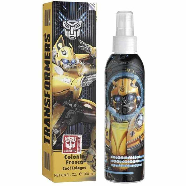 Transformers Boys Body Spray 6.8 oz 200 ml