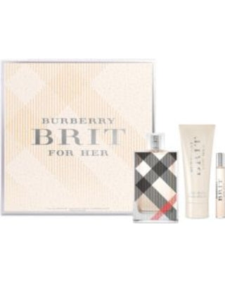Burberry Brit For Her Gift Set EDP 3.3 oz 100 ml