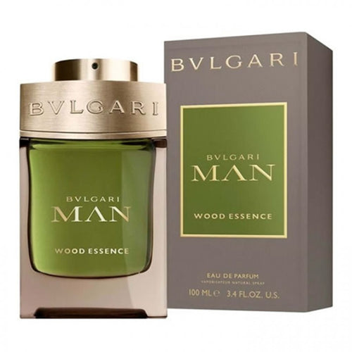 Bvlgari Man Wood Essence EDP 3.4 oz 100 ml Men