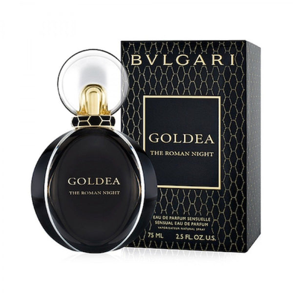 Bvlgari Goldea The Roman Night EDP 2.5 oz 75 ml Women