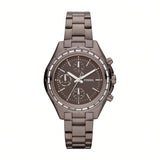Fossil Dylan Stainless Steel Watch Brown (CH2827) Women