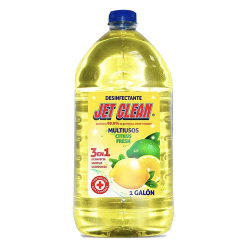 Citrus Fresh Multi-Surface Cleaner 3.78 L. By Jet Clean