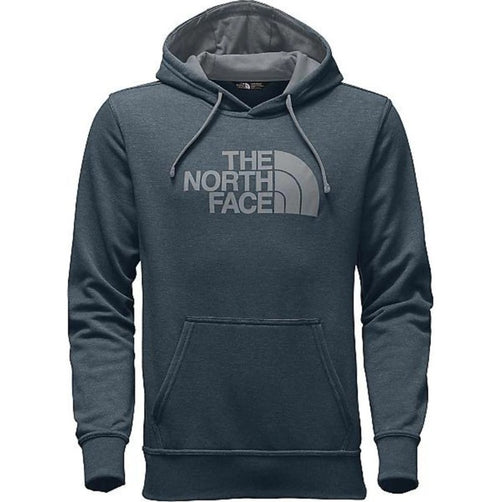 The North Face Men's Half Dome Hoodie - Blue Heather/Grey