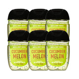 Bath & Body Works Cucumber Melon Anti-Bacterial - Hand Sanitizers