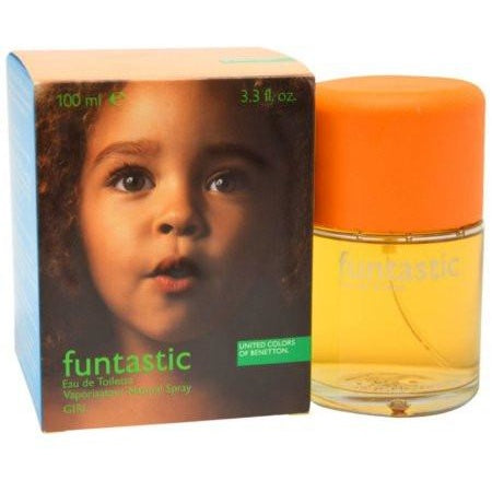United Colors of Benetton Funtastic EDT  3.3 oz 100 ml