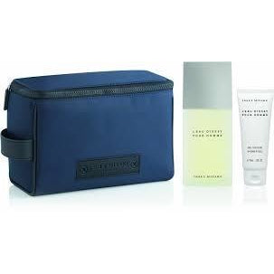 Issey Miyake Men's 3pc Gift Set EDT 2.5 oz Men