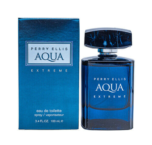 Perry Ellis Aqua Extreme EDT 3.4 oz 100 ml Men