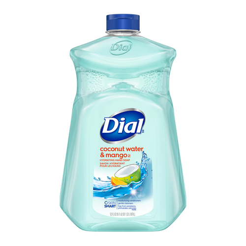Dial Hand Soap Coconut Water & Mango 52 oz REFILL