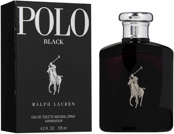 Ralph Lauren Polo Black Men EDT