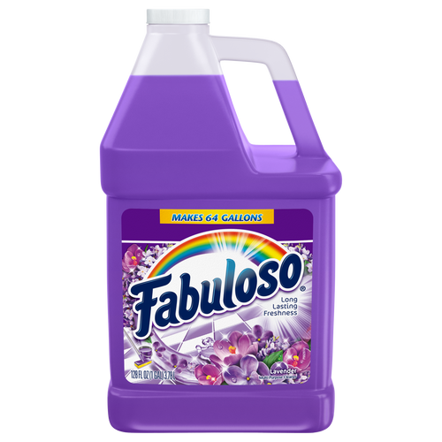 Fabuloso All Purpose Cleaner, Lavender - 128 fluid oz