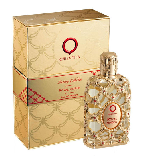 Royal Amber EDP 2.7 oz Unisex by Orientica
