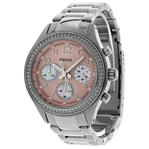 Fossil Flight Stainless Steel Watch (CH2798) Women