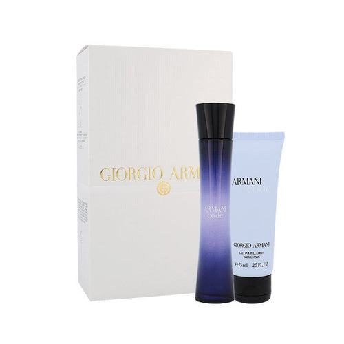 Armani Code 2PC Gift Set EDP 2.5 oz Women