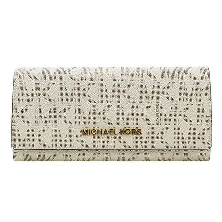 Michael Kors Jet Set MD Conve Pouchtte Crossbody Bag Misty Rose (35T8GTTU2L)