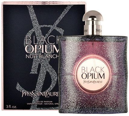 Yves Saint Laurent Black Opium Nuit Blanche EDP 3.0 oz 90 ml Women