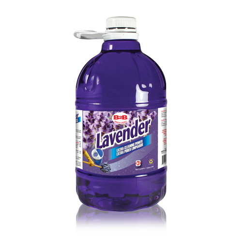 "Lavender Extra Cleaning Power ""1 GALLON"" By B2B"
