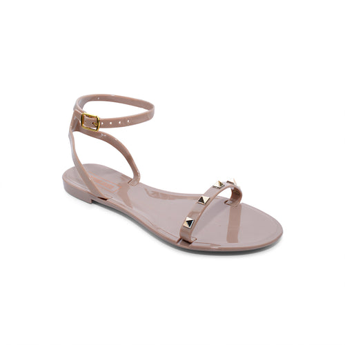 Victoria Adames Lexington Jelly Sandals