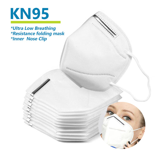 "KN95 Mask Eco-Friendly ""50 pcs in a Box"""