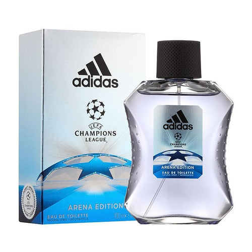 UEFA Champion League by Adidas (Arena Edition) EDT 3.4 oz 100 ml Men