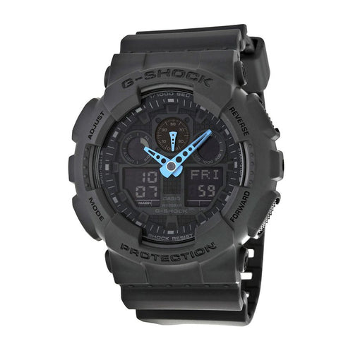 Casio G-Shock G Shock Men's Quartz Watch (GA100C-8ACR) Men
