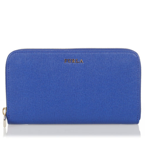 Furla NP08 Zip Around Babylon Wallet Ocean (762419)