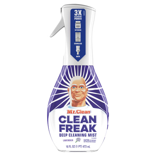 Mr. Clean Clean Freak Multi-Surface Spray Starter Kit, Lavender (2-Pack)