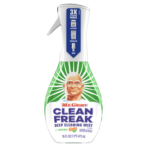 Mr. Clean Clean Freak Multi-Surface Spray Starter Kit, Gain Original (2-Pack)