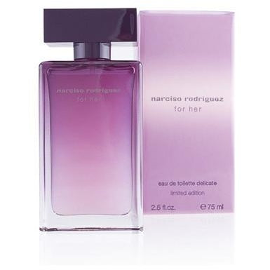 Narciso Rodriguez For Her EDT Delicate Spray (Limited Edition) 75ml/2.5oz