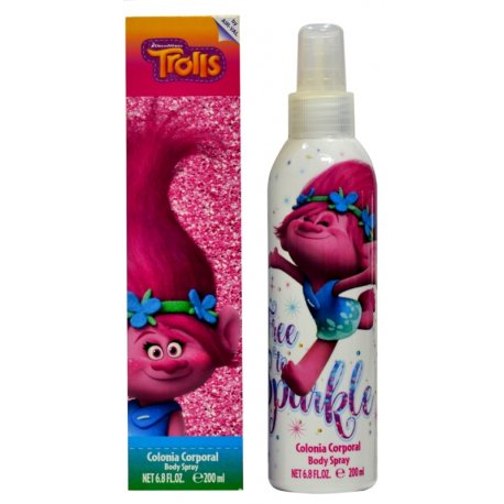 Trolls Body Spray 6.8 oz 200 ml