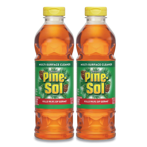 "Pine-Sol Multi-Surface Cleaner Disinfectant 24 oz ""2-PACK"""