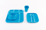 Your Zone 24 Piece Dinnerware Set For Boy