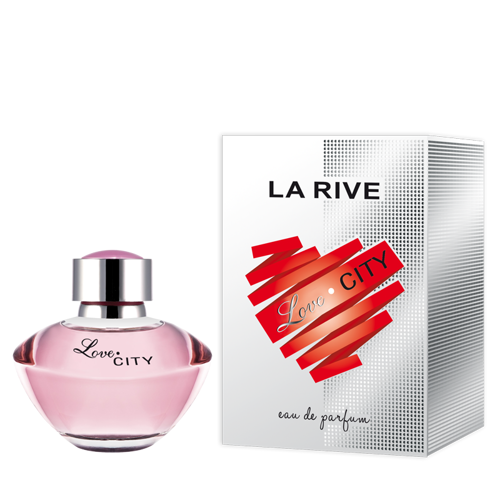 La Rive Love City Perfume by La Rive 3.0 oz 90 ml EDP Spray for Women