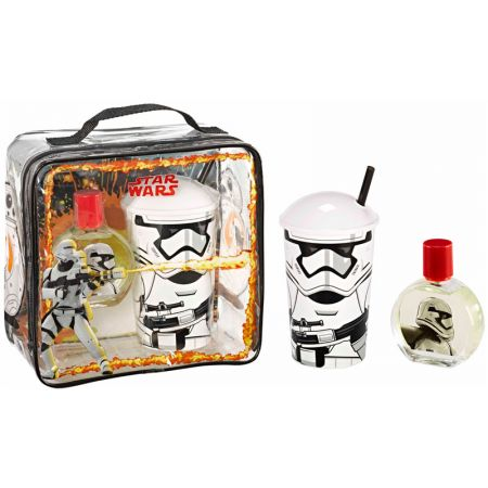 Disney Star Wars Lunch Box Gift Set for Boys