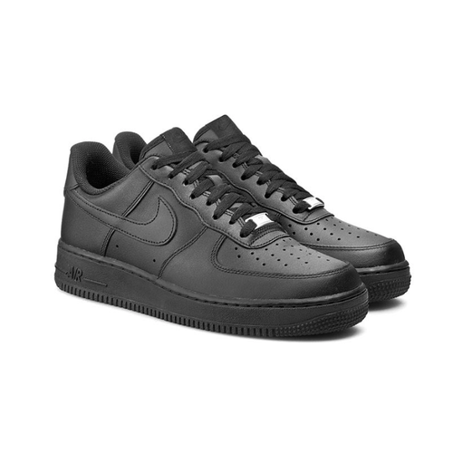 Nike Air Force 1 Low '07 Black/Black (315122-001) SIZE 7.5