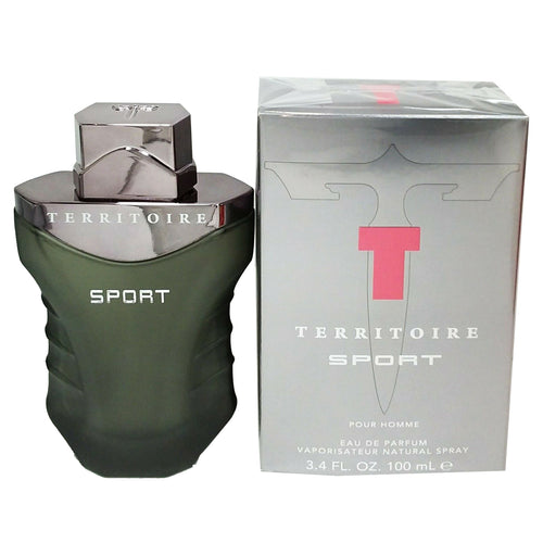 Territoire Sport EDP 3.4 oz 100 ml Men