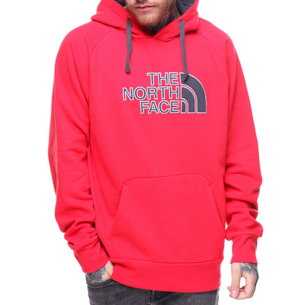 The North Face Avalon Hoodie TNF Red/Asphalt Men